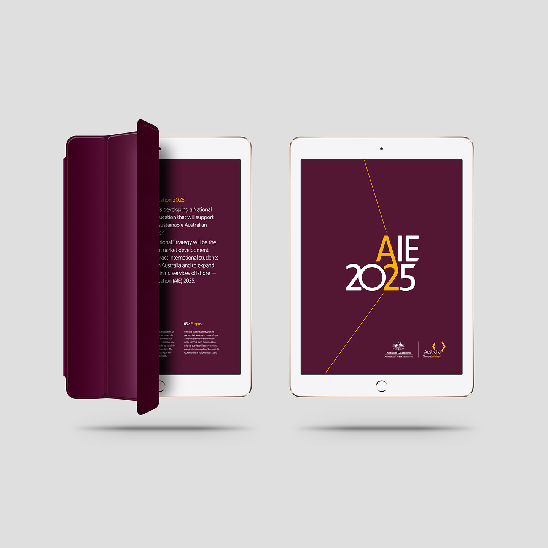 Australian International Education 2025